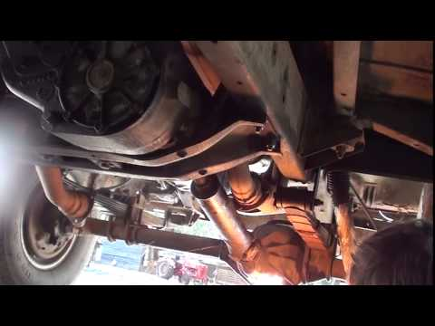 1969 GMC 4×4 Header Leak Repair