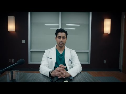 Pravesh lies under oath to save Hawkins' career | The Resident 3x09