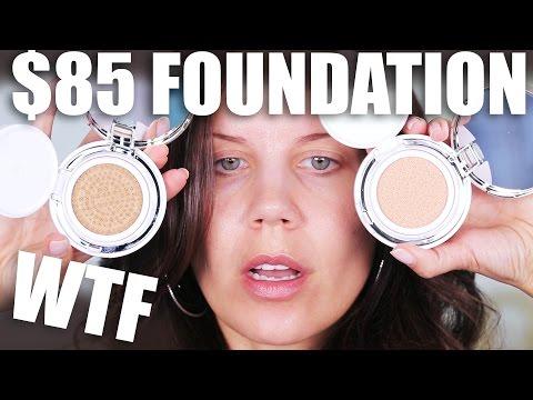 $85 CUSHION FOUNDATION ... WTF | First Impressions