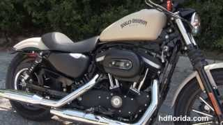 6. New 2014 Harley Davidson Sportster Iron 883 Motorcycles Color Specs