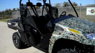 7. On Sale Now! $11,999 2013 Arctic Cat Prowler HDX700 Camo 4x4 Side by Side Review