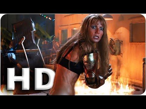 Pepper vs Killian 'I Am The Mandarin!' Scene   Iron Man 3 (2013) Movie Clip HD