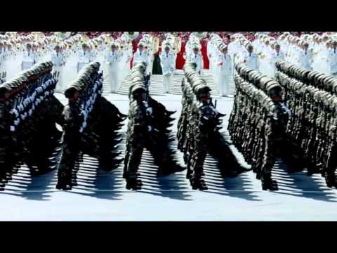 Download Chinese Army - The Best Hell March 60th Anniversary HD HD Mp4 3GP Video and MP3