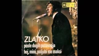 Zlatko Golubovic   Hej Mini Poljubi Me Maksi   (Audio 1971) HD