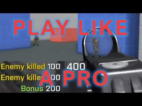 SkillWarz | How To Play Like A Pro: 28-3 Team Deathmatch Win, Carrying My Team
