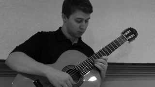 J.S. Bach Guitar Fugue BWV 1005 Violin Sonata
