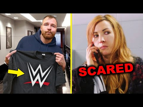 Dean Ambrose Returns to WWE and Leaves AEW & Becky Lynch Scared – 5 Latest WWE Rumors August 2020