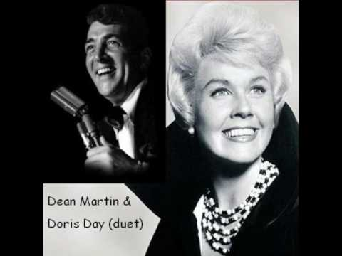 "Mr. Dean Martin (duet) Singing ""Baby, It's Cold Outside"""