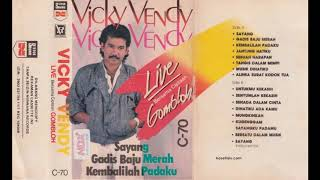 Download lagu Vicky Vendy Sayang Mp3