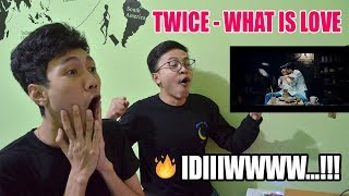 TWICE   WHAT IS LOVE MV REACTION ( GAKUUATT CUUY!!! )