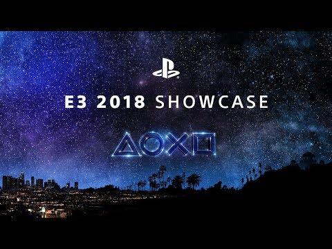Sony's E3 2018 Conference: Watch The Live Stream Here!