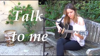 Talk To Me   Yodelice (acoustic Cover)