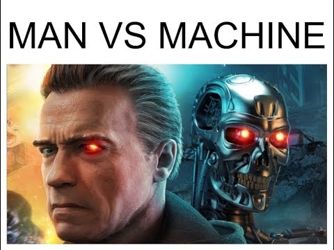 Man Vs  Machine - The Future Of Trading?