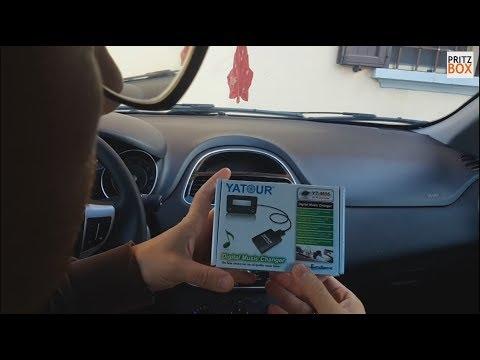 Tutorial - Come mettere USB in auto installando Yatour sulla vostra autoradio