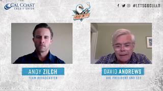 [SD] David Andrews interview