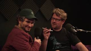 """Justin Roiland  and H3H3 Prank Call a """"Freeze Your Fat"""" Clinic"""