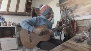 Keziah Jones - Where's Life (acoustic guitar cover)