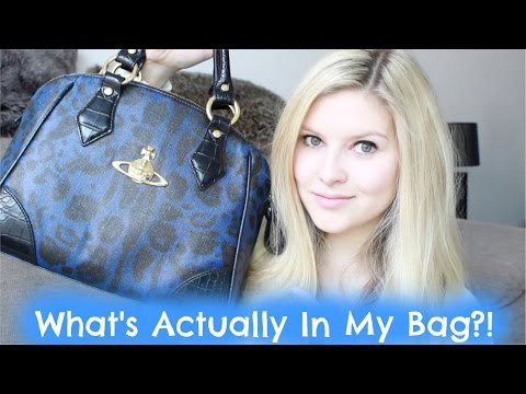 What's Actually In My Bag!?
