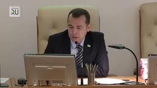 Вадим Шумков отправил курганского сити-менеджера убирать снег