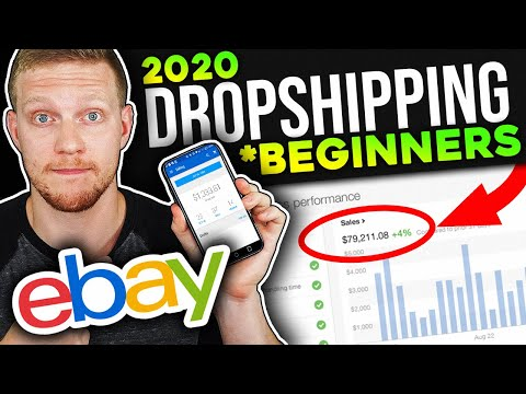 How To Start eBay Dropshipping As A Beginner In 2021