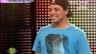 Yo soy EMINEM Casting 29-05-2012 peru - Imitador peruano. Yo soy 29 mayo 2012  eminem.