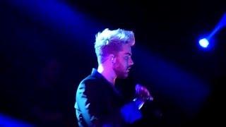 HD - Adam Lambert - After Hours (live) @ Gasometer, Vienna 2016 Austria