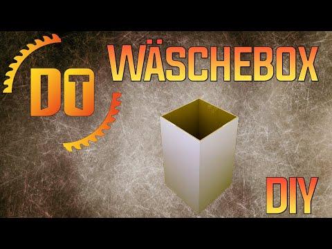 #01 Wäschebox DIY