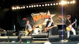 Hold Me / People of the Deer  ~ The Trews Queen West Musicfest