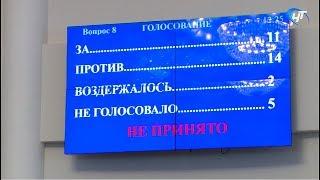 Депутаты Областной думы попытались вернуть прямые выборы глав муниципалитетов