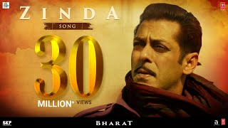 Actor Salman Khan New Movie Bharath Zinda Video Song