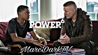 Power Season 6 Tommy & Tariq Working With The Mob!!!
