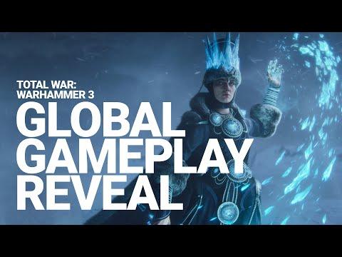《全軍破敵:戰錘3》製作團隊開發更新及全球遊戲公開賽玩法曝光 (字幕可調自動翻譯-繁體中文)