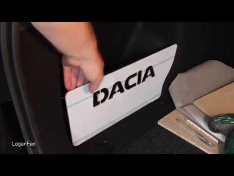Zusätzliche Ablagefächer - Kleine Optimierungen am Dacia Logan MCV 2, Teil 5