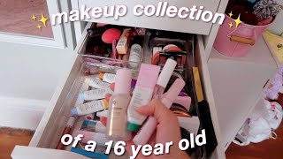Makeup Collection Of A 16 Year Old