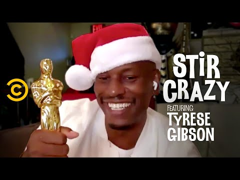 Tyrese Gibson's Feud with The Rock Is Over – Stir Crazy with Josh Horowitz