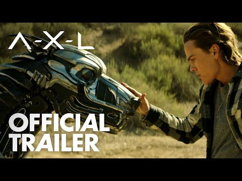 AXL | Official Trailer [HD] | Global Road Entertainment