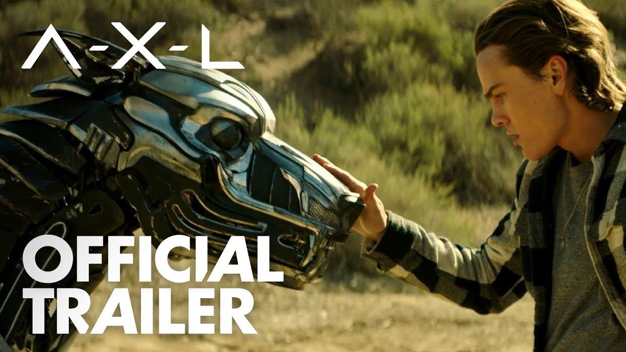 Trailer för A-X-L