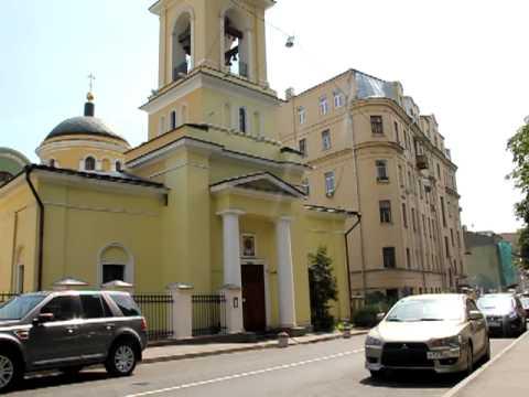 Черном человеке церковь