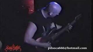 ANGEL CORPSE - Live with Alex (Krisiun)