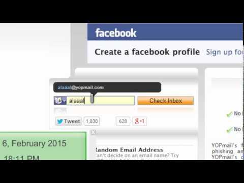 شرح طريقه عمل حساب فيس بوك بايميل روسي وتاكيده برقم امريكي