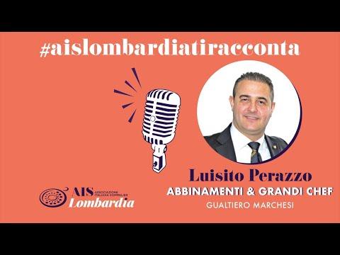 #aislombardiatiracconta | Abbinamenti & Grandi Chef - Gualtiero Marchesi