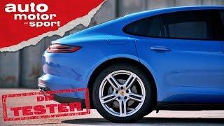 Porsche Panamera 4S Diesel: Schluss mit Heckmeck  - Die Tester | auto motor und sport