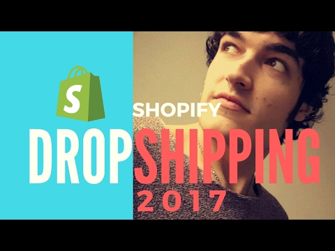 Shopify Drop Shipping 2017 - From Sourcing To Sales ... - YouTube