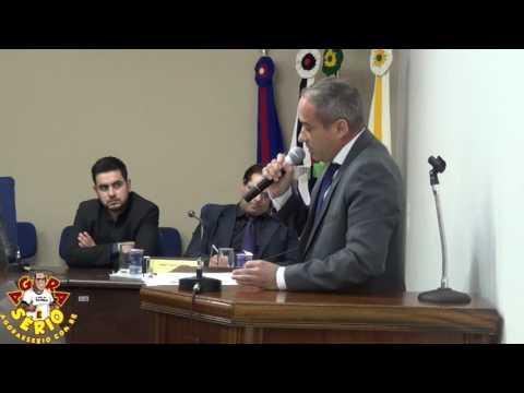 Tribuna Vereador Marciano dia 30 de Maio de 2017