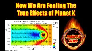Now We Are Feeling The True Effects of Planet X