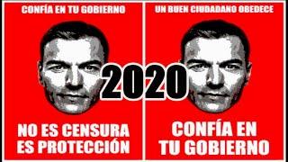 La España Orwelliana de Sánchez