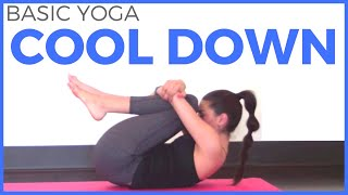 Basic Yoga Cooldown