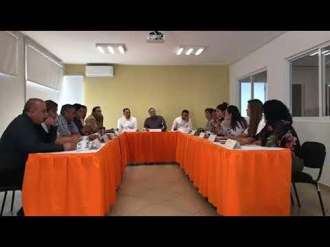 Sesión Extraordinaria No. 20 de Ayuntamiento 8 de junio de 2019
