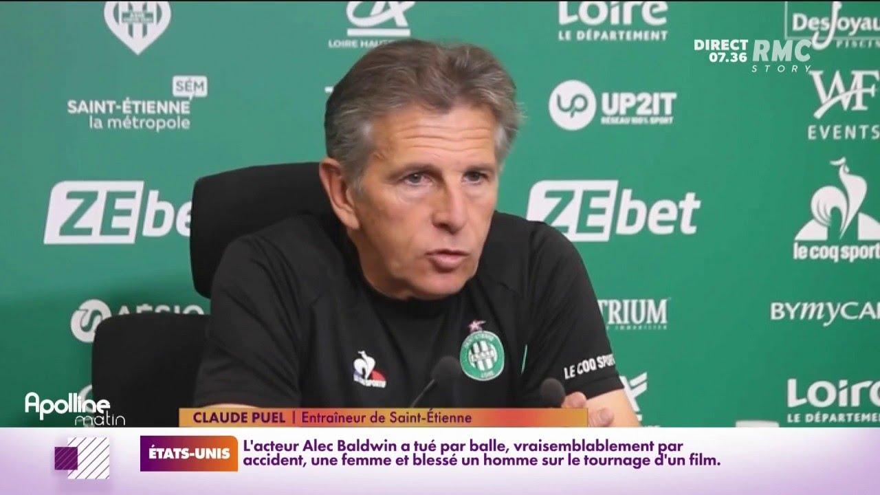 Ligue 1: Saint-Étienne affrontera Angers ce vendredi