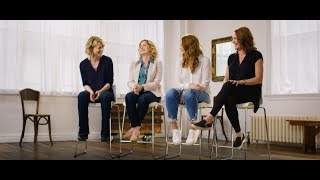 """Anybody Have A Map?"" performed by the DEAR EVAN HANSEN Moms 